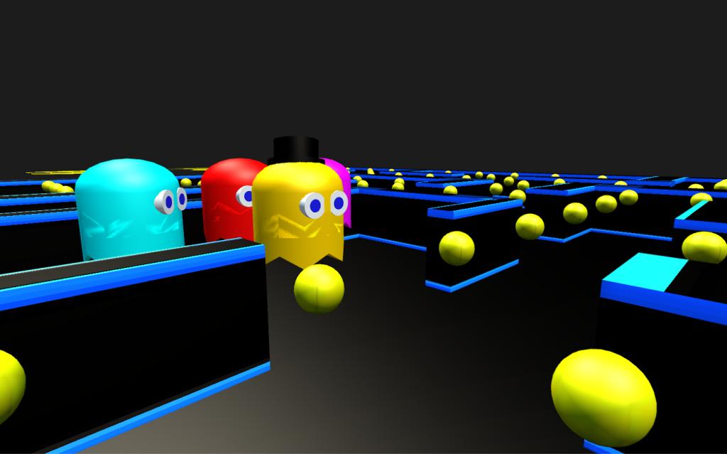 Descargar Pacman VR para Android