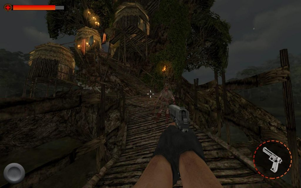 Descargar zombies 3D deadland combate para Android