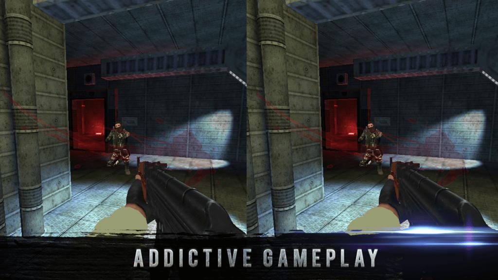 Descargar juego guerra, robots y FPS para Android