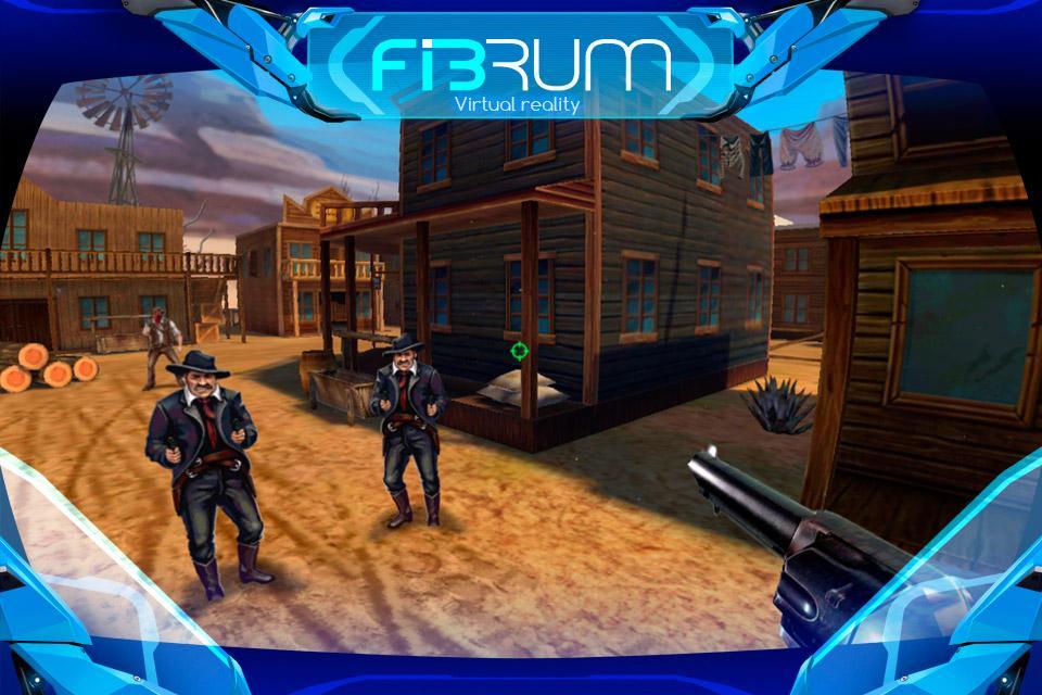 Descargar juego western FPS VR para Android