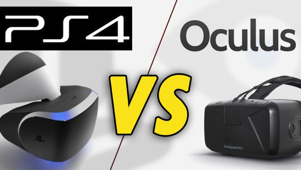 Diferencias entre Oculus Rift y PS VR